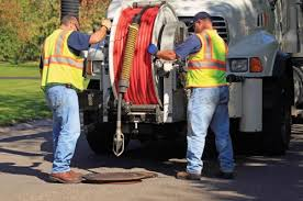 sewer pipe maintenance nj