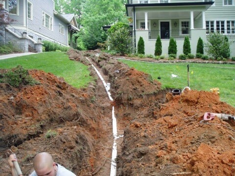 Main Sewer Line Replacement Nj Sewer Pipe Replacement Nj
