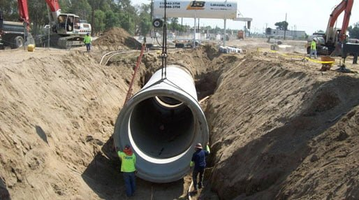 Commercial-Sewer-Installation