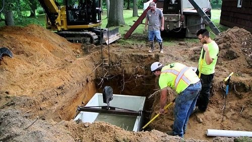 Cost To Replace Septic Tank NJ