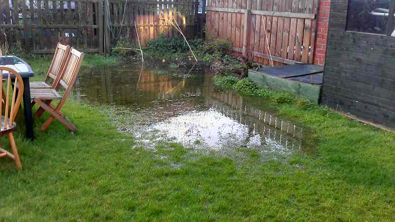 Drainage Solutions - Outdoor Yard Drains Solutions